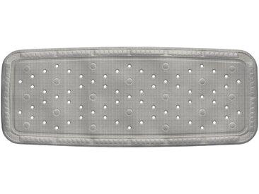 kela Wanneneinlage »Kreta«, B: 36 cm, L: 92 cm, 93 x 36 cm, grau, hellgrau