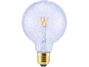 SEGULA »LED Globe Kristall Optik« LED-Leuchtmittel, E27, Extra-Warmweiß, LED Globe Kristall Optik