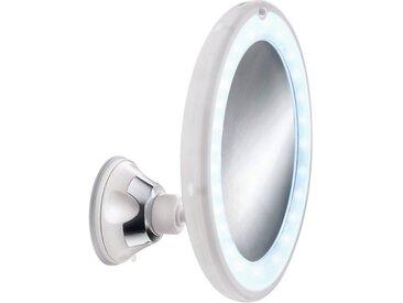 Kleine Wolke Kosmetikspiegel »Flexy Light«, 5-fach Vergrößerung