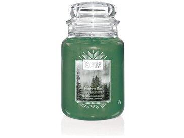 Yankee Candle Duftkerze »Classic Housewarmer Groß Evergreen Mist«