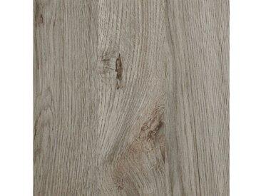 Bodenmeister Laminat »Schiffsboden Eiche hell-grau«, Packung, ohne Fuge, 1376 x 193 mm, Stärke: 7mm