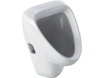 GEBERIT Urinal »Aller«, Sanitärkeramik, Zu- und Ablauf nach hinten