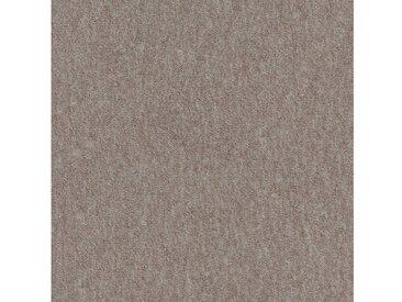 Teppichfliese »Neapel SL Beige«, 4 Stück (1 m²), natur, beige