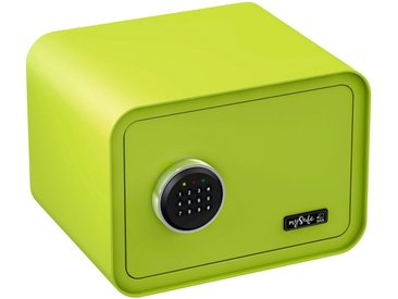 BASI Tresor »mySafe 350«, mit Zahlencode, grün, grün