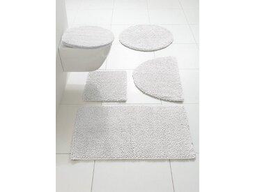 heine home Badteppich mit hohem Schlaufenflor, weiß, weiß