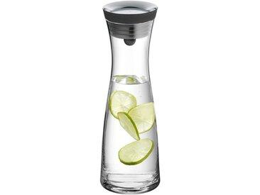 WMF Wasserkaraffe »Basic«, (1-tlg), mit Silikonrand, 1 Liter