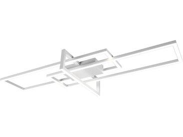 my home LED Deckenleuchte »LED Deckenleuchte ALICA«, Switch Dimmer, weiß, weiß