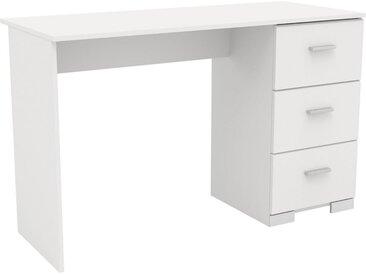 Parisot Schreibtisch »Galaxy«, weiß, weiß