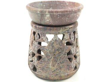 Guru-Shop Duftlampe »Indische Duftlampe, ätherisches Öl Diffusor,..«, Rund Ganesha