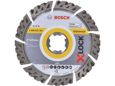 Bosch Professional Trennscheibe »X-LOCK Best for Universal«