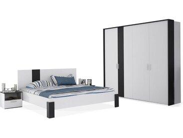 Moebel-Eins Komplettschlafzimmer, Nicht für Rolllattenroste geeignet