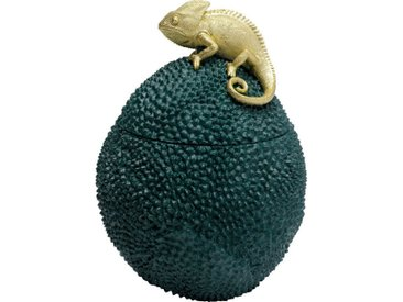 KARE Kiste »Deko Dose Chameleon 34cm«