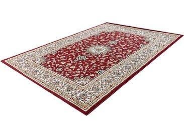 LALEE Teppich »Kairo 300«, rechteckig, Höhe 14 mm, Orient Optik, Kurzflor, rot, rot