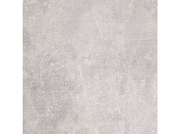 Bodenmeister Laminat »Betonoptik Sicht-Beton hell-grau«, Packung, pflegeleicht, 60 x 30 cm Fliese, Stärke: 8 mm