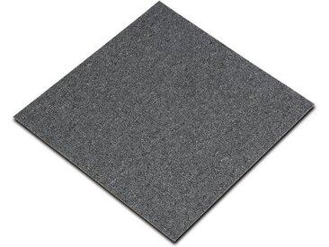 casa pura Teppichfliese »Astra«, quadratisch, Höhe 5 mm, Selbstliegend, grau, Grau 278