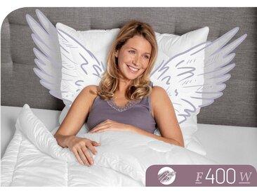 Schlafstil Baumwollbettdecke, »F400«, warm, (1-tlg)