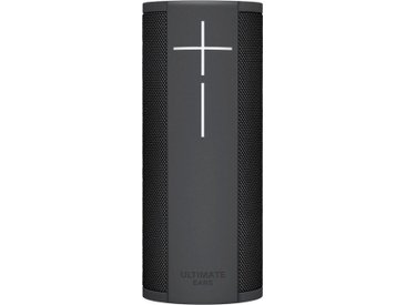 Ultimate Ears MEGABLAST Portable-Lautsprecher (Bluetooth, WLAN (WiFi), schwarz, schwarz