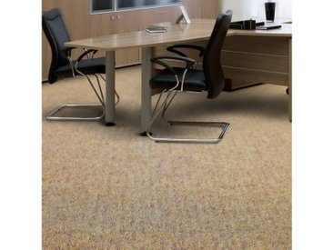 Floordirekt Teppichboden »Destiny«, rechteckig, Höhe 6 mm, Nadelfilz, natur, Beige