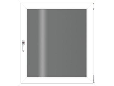 RORO Türen & Fenster RORO TÜREN & FENSTER Kunststoff-Fenster BxH: 50x60 cm, ohne Griff, weiß, rechts, weiß