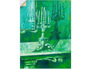 Artland Wandbild »Barocker Leuchter«, Innenarchitektur (1 Stück), Wandaufkleber - Vinyl