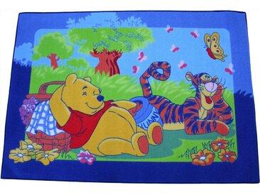 Disney Winnie Puuh Kinderteppich »Spielteppich«, Rechteckig, Höhe 5 mm, 133x95 cm