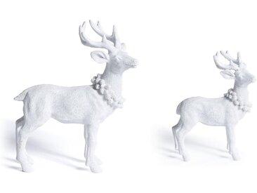 CHRISTMAS GOODS by Inge Tierfigur »Hirsch« (Set, 2 Stück)