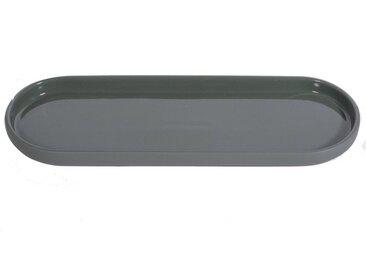 houseproud Dekotablett »Combo Badtablett«, schwarz, dark grey