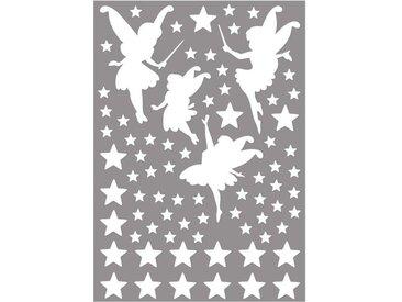 Wall-Art Wandtattoo »Leuchtsterne Feenstaub Engel« (1 Stück)
