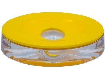 RIDDER Seifenschale »Gaudy«, oval, gelb, gelb