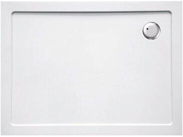 Sanotechnik Duschwanne »SMC«, rechteckig, Kunststoff, eckig, BxT: 100 x 90 cm