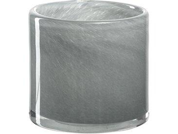 LEONARDO Teelichthalter »MILANO Grau 8 cm«