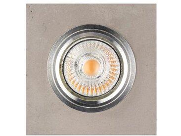 SPOT Light Deckenstrahler »Vitar«, 1-flammig, Inklusive austauschbare LED-Leuchtmittel, Betonelemente handgefertigt, Naturprodukt - nachhaltig