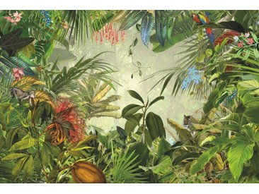 Komar Fototapete »Into the Wild«, (4 St)