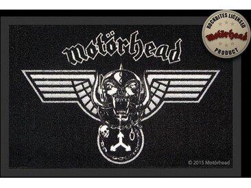 Rockbites Fußmatte » - Fußmatte Motörhead Warpig Türmatte Fußabstreifer 73 (100878)«