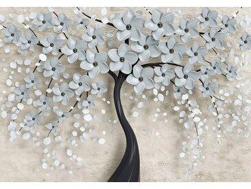 Consalnet Vliestapete »Baum mit Blütten«, botanisch