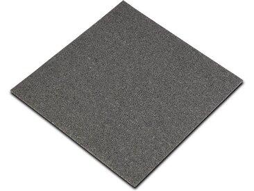 casa pura Teppichfliese »Astra«, quadratisch, Höhe 5 mm, Selbstliegend, grau, Hellgrau 82