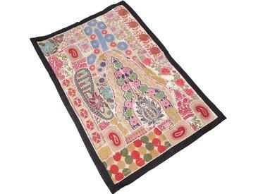 Guru-Shop Wandteppich »Orientalischer Tischläufer, Wandbehang,..«, Höhe 95 mm