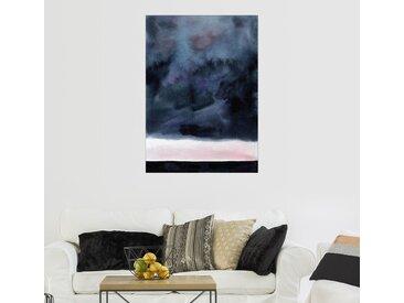 Posterlounge Wandbild, Wolken am Morgen, Premium-Poster