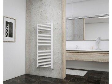 Schulte SCHULTE Heizkörper »München«, 121,5 x 50 cm, weiß, 50 cm, alpinweiß
