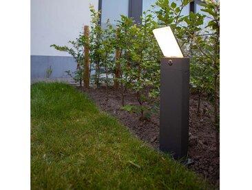 LUTEC LED Pollerleuchte »Pano Lichtfarbe regelbar«