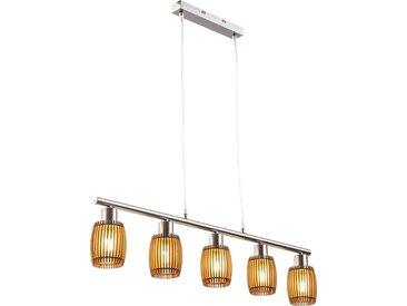 Nino Leuchten LED Pendelleuchte »PARKEY«, LED Hängelampe, LED Hängeleuchte