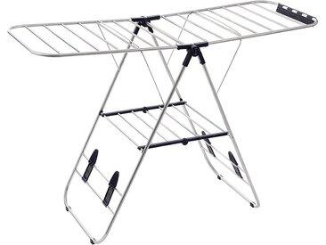 SONGMICS Wäscheständer »LLR502«, klappbar Wäscheständer, Standtrockner Kleiderständer Wäschetrockner Flügelwäscheständer, 16 m Trockenlänge