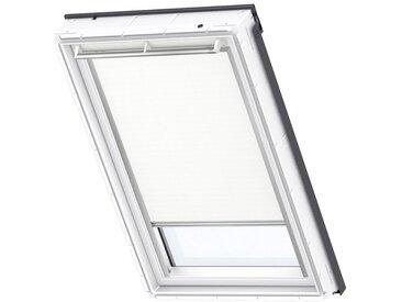 VELUX Verdunkelungsrollo »DKL UK08 1025S«, geeignet für Fenstergröße UK08, weiß, UK08, weiß