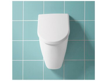 Villeroy & Boch VILLEROY & BOCH Urinal Zulauf verdeckt, weiß