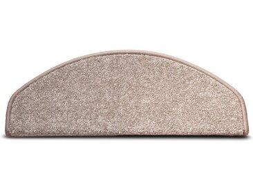 Floordirekt Stufenmatte »Lyon 1A«, Halbrund, natur, Beige 73
