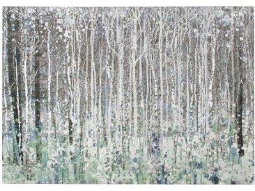 Art for the home Leinwandbild »Watercolour woods«, Wald, Watercolour woods