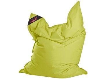 Magma Heimtex Sitzsack »Big Foot«, Indoor / Outdoor geeignet, grün, grün