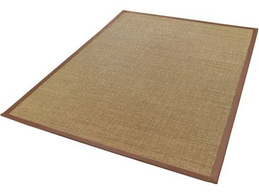 Dekowe Sisalteppich »Mara S2«, rechteckig, Höhe 5 mm, Obermaterial: 100% Sisal, Wunschmaß, braun, haselnuss-meliert
