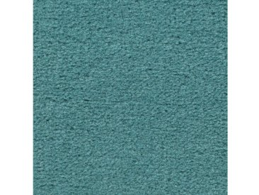 Vorwerk VORWERK Teppichboden »Passion 1021«, Meterware, Velours, Breite 400/500 cm, blau, türkis x 3K11