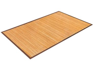 COSTWAY Fußmatte »Bambusteppich Küchenteppich«